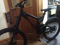Scott Nitrous downhill mountain bike