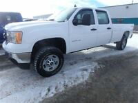 2012 GMC SIERRA 2500HD CREW 4X4 DIESEL LEATHER COMING SOON