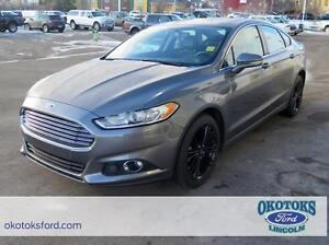 2014 Ford Fusion SE Low kms! Quality all wheel drive sedan