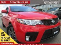 2011 Kia FORTE KOUP EX | 6 SPEED | SUNROOF | HTD SEATS | ONE OWN