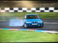 Bmw e46 328 drift car
