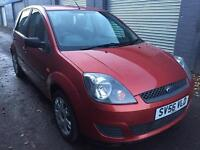 Bargain Ford Fiesta, good MOT ready to go