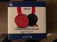 BRAND NEW STEREO GAMING HEADSET