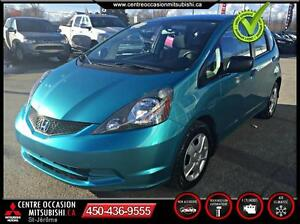 Honda FIT Dx-A Air Aubaine !!! 2014