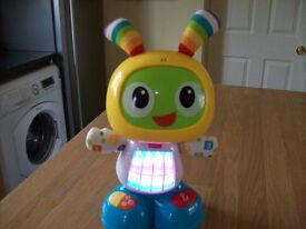 FISHER PRICE BEAT BO INTERACTIVE ACTIVITY TOY EXCELLENT CONDITION