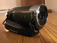 Sony HDR CX240 Video Camera