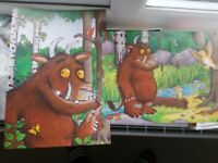 The Gruffalo 24 Piece Jigsaw set (3 puzzles included in box)
