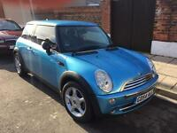 MINI ONE LIMITED 1.6 PETROL 2005 EXCELLENT CONDITION FULL SERVICE HISTORY PORTSMOUTH