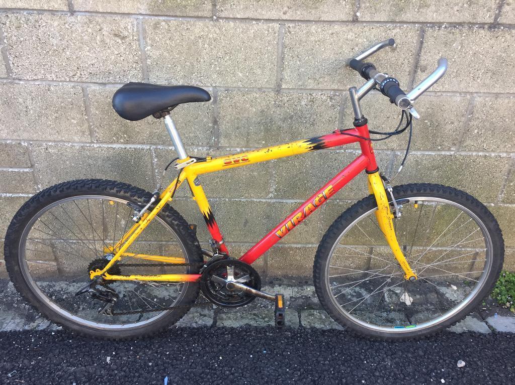 Virage mountain bike