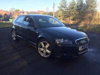 AUDI A3 S LINE//FULL LEATHER//