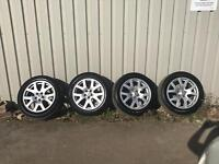 """19"""" 2555019 LAND ROVER RANGE ROVER SPORT OT DISCOVERY ALLOYS WITH PIRELLI TYRES"""