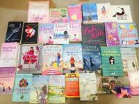 30 girly books various titles