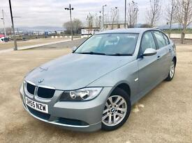 2005 BMW 320 SE ++ ALLOYS ++ ELECTRIC WINDOWS ++ CD ++ REMOTE LOCKING ++ AUGUST MOT.