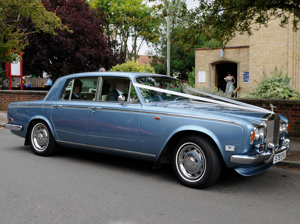 Rolls-Royce Wedding Car Hire, Bedfordshire and surrounding counties | in Bedford, Bedfordshire ...
