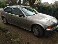 Bmw E36 316i compact for PARTS