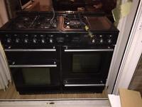 Range master Toledo 110 + Cookerhood