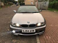 2004 BMW 3 Series 2.2 320Ci Sport 2dr Manual @7445775115
