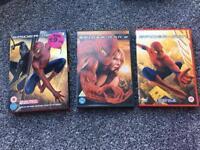 Spider man dvd collection