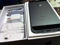 Barely used iPhone 5S -LNIB