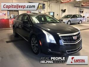 2017 Cadillac XTS XTS  Leather  OnStar  Remote Starter  Low KM