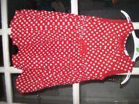 girls dress bundle age 18-24mths