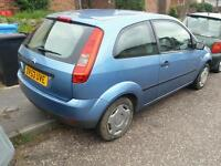 £300 2004 PLATE FORD FIESTA 1.3 MOTED MAY PX/SWAP NEED GONE TODAY