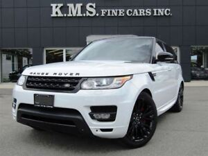 2014 Land Rover Range Rover Sport V8 Supercharged| DYNAMIC| SOLD