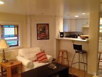 Prime Location in Kits!  2 Bedroom. One Block to the Ocean!
