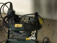 110 volts hammer drill