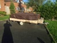 Conway royal 8 berth trailer tent