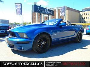 2006 Ford Mustang GT CONVERTIBLE 8CYL 4.9L OVER $50K INVESTED