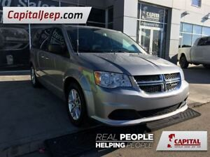 2014 Dodge Grand Caravan SXT| Cloth| DVD| Back up Camera| AUX
