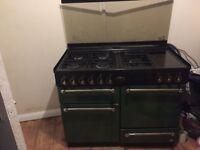 Rangemaster leisure 110 Gas cooker