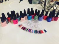 Shellac nails £20 mobile therapist east Belfast