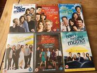 How I Met Your Mother Seasons 1-9 Complete 206 Episodes Series 1-2-3-4-5-6-7-8-9