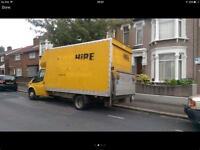 Man with van,man and van hire,last minute move,ring us 24/7