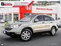 2007 Honda CR-V EX-L - ONE OWNER - LOCAL VEHICLE - LOW MILEAGE -