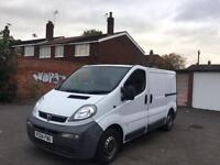 Van for quick sale