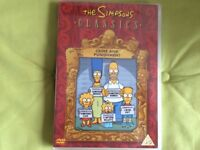 Simpsons Dvds 8 in Total 50p each