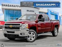 2014 Chevrolet SILVERADO 2500HD LTZ - NAVIGATION COOLED AND HEAT