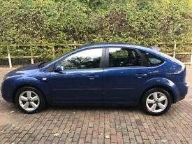 FORD FOCUS 1.6 ZETEC CLIMATE - 2007 - ALLOYS - AIR CON
