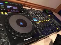 Pioneer CDJ900x2 PioneerDJM800