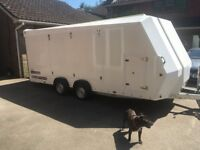 Car Transport Enclosed Trailer Transportation Classic Car Collection Delivery