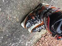 Used Salamon impact 10 ski boots
