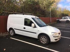 2011/60 Vauxhall Combo Se 1.3CDTI Alloys clean van***SPARES REPAIRS***