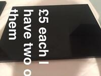 Granite chopping board/worktop savers