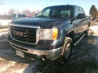 2008 GMC SIERRA 2500HD SLT Z71 CREW 4X4 DIESEL SUNROOF LEATHER