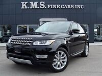 2014 Land Rover Range Rover Sport V8 SUPERCHARGED| 510 HP! |CANA