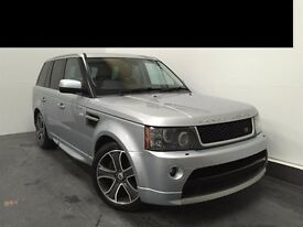 "20"" RANGE ROVER HST STYLED ALLOYS SPORT WHEELS"