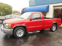 2007 GMC Sierra  Long Box 2WD